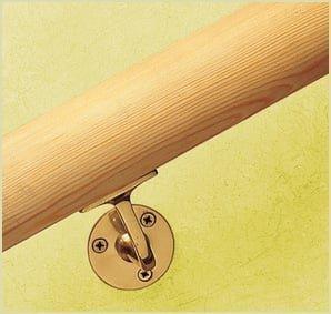 mopstick handrails (stair parts - handrails)