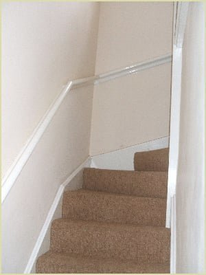 pigsear handrail - install wall mounted handrail