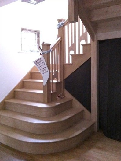 Case Study Arts And Craft Staircase