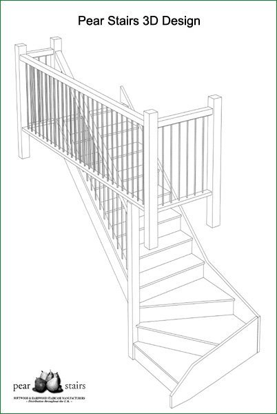 Case Study Cross Park Staircase