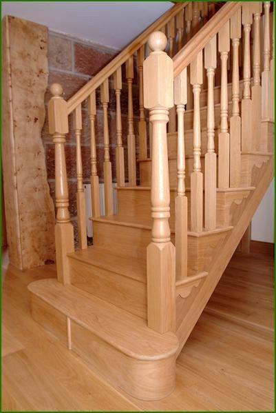 Case Study Little Ness Oak Staircase
