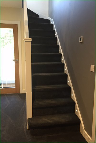 Staircase Regulations Uk >> Case Study - Manor Farm Staircase