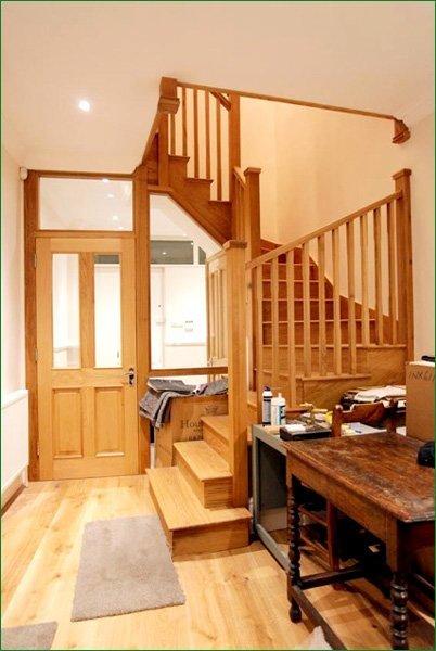 Case Study Ashmore Barn Staircase