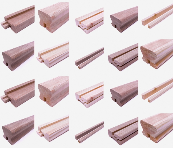 Handrails & Baserails For Glass