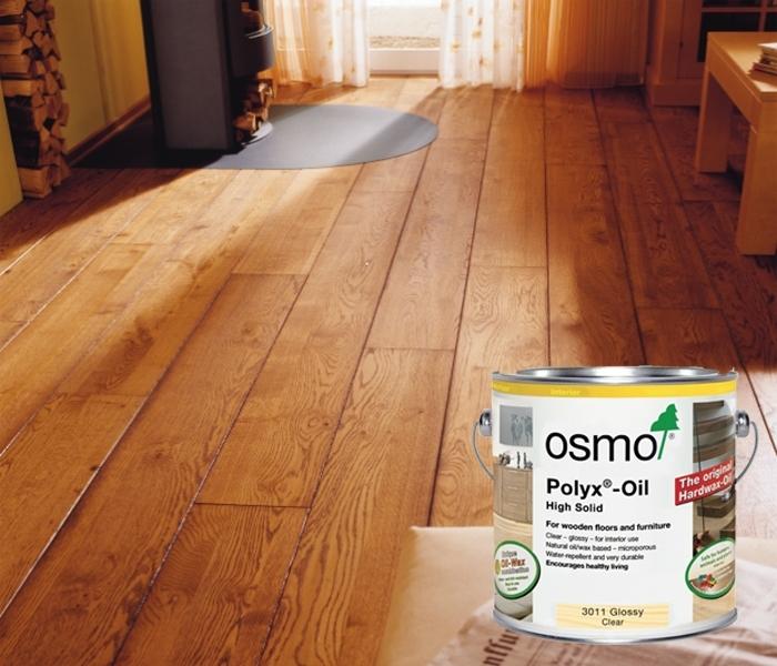 OSMO - Wood Finish