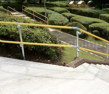 Barrier Handrail Systems