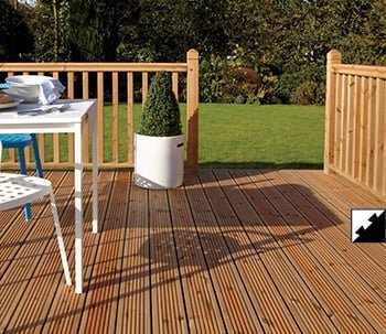 Outdoor Balustrading And Decking