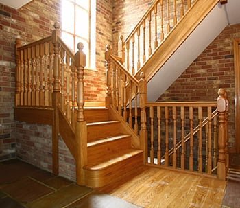 Fernhill Softwood & Hardwood Staircase Components