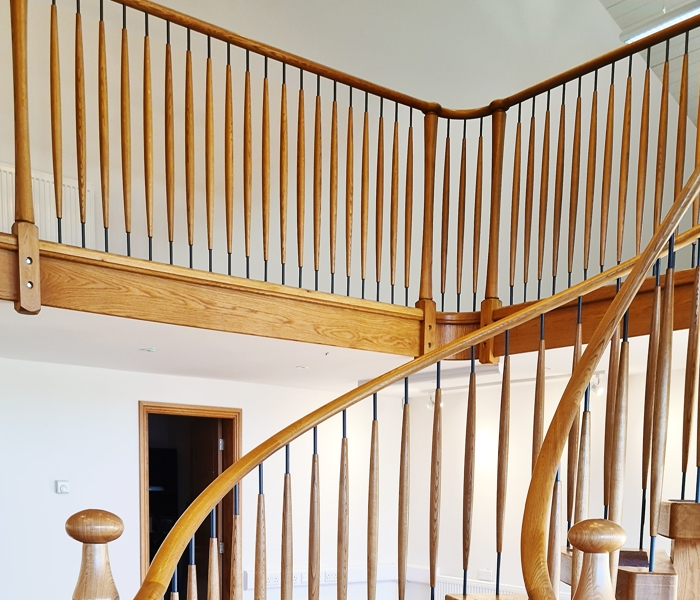 Contemporary Spindles