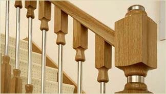 Ikon Staircase Spindles.