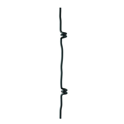 Richard Burbidge Elements MB06R Metal Spindle - Spiral Double Rake