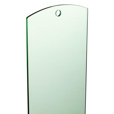 Richard Burbidge MMGPL4 Fusion & Elements Glass Panel for Landings (pack of 4)