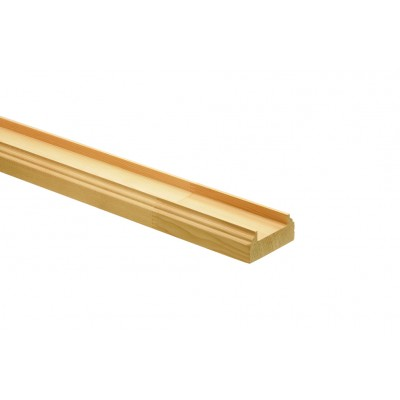 Richard Burbidge BR2400/32 Trademark Hemlock Baserail for 2400/32mm