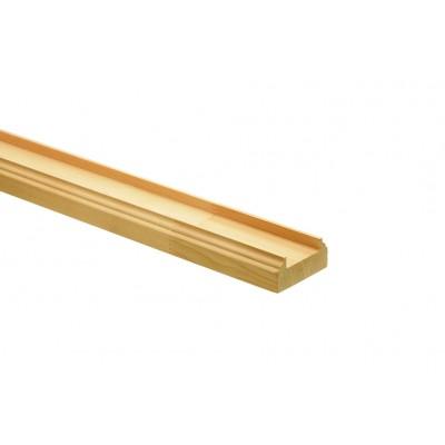 Richard Burbidge BR2400/41 Trademark Hemlock Baserail for 2400/41mm