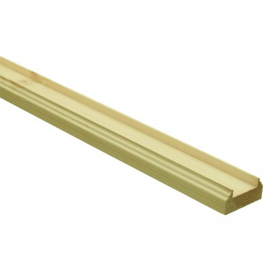 Richard Burbidge BR4200/32PS Trademark Pine Baserail for 4200/32mm