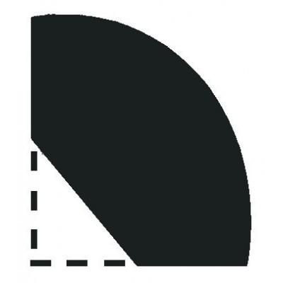 Richard Burbidge CRN6020 - 24 PINE PRIME QUADRANT 16 16 2400 [PK 24] - previously PR003