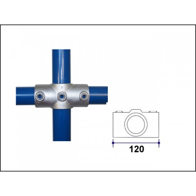 Cross (Middle Rail) Connector