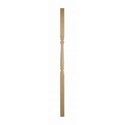 Richard Burbidge CS110 Trademark Hemlock Colonial Turned Spindle 41x1100mm