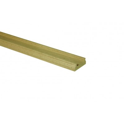 Richard Burbidge CWOBR2400/41 Classic White Oak Baserail 2400mm
