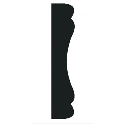 Richard Burbidge DEC6024 - 20 PINE DECORATIVE 7 56 2400 [PK 20] - previously FB263