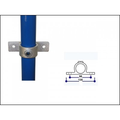 Interclamp 198-D48 - Double-Lugged Bracket