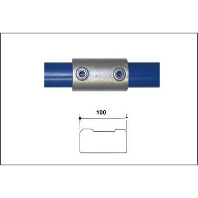 Interclamp 149-C42 - External Sleeve Joint