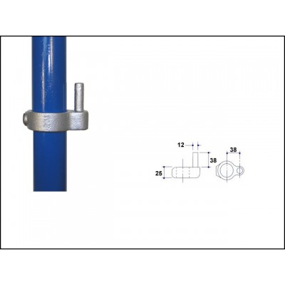 Interclamp 140-B34 - Gate Hinge Pin