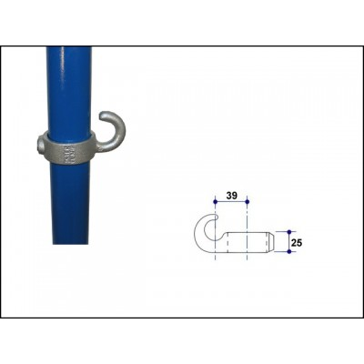 Interclamp 182-A27 - Hook
