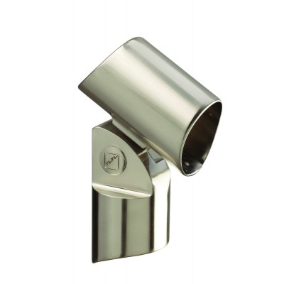 Richard Burbidge MMINCB Fusion Brushed Nickel Intermediate Newel Connector