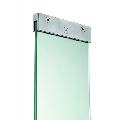 Richard Burbidge LD258 Outdoor Glass Panel with Brackets