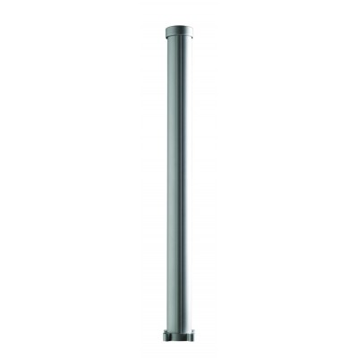 Richard Burbidge LD575 Fusion Commercial and Contemporary Aluminium Newel Post