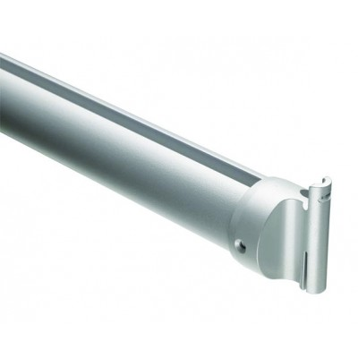 Richard Burbidge LD578 Fusion Contemporary and Commercial Aluminium Support Handrail 900x46mm
