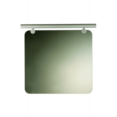 Richard Burbidge LD579 Fusion Commercial and Contemporary Large Glass Panel and Brackets