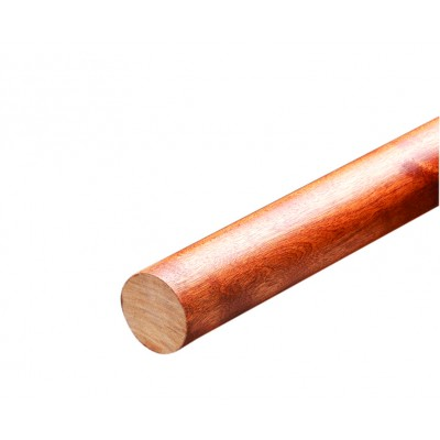 Richard Burbidge LD585 Fusion Contemporary and Commercial Hardwood Top Handrail 2.2 metres