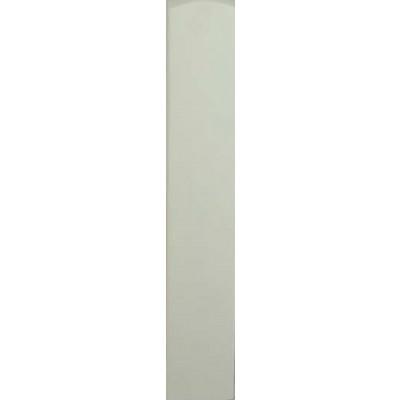 Richard Burbidge NB510/90WHALF Trademark Primed Half Newel Base 43x510mm