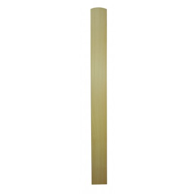 Richard Burbidge NB915/90 Trademark Hemlock Newel Base 90x915mm