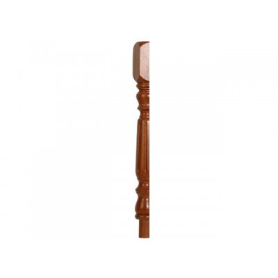 Oxford Fluted Half Newel Post