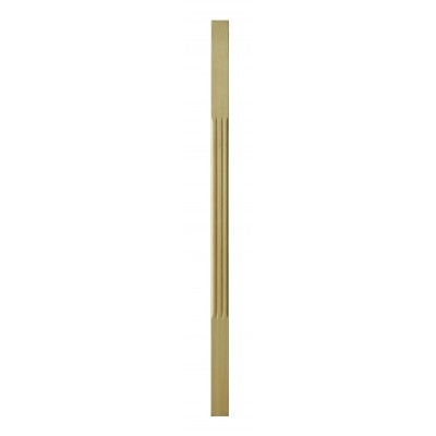 Richard Burbidge SCF110 Trademark Hemlock Stop Chamfer Flute Baluster 41x1100mm