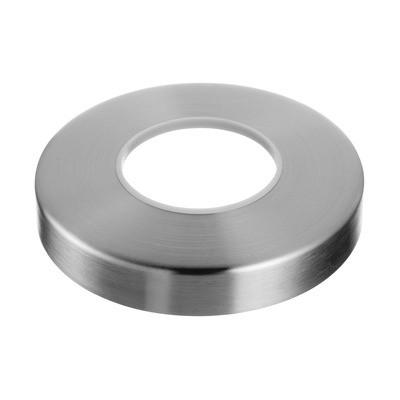 Q-Railing - Cover cap for welding flange MOD 0940 & 61, tube Dia 48.3 mm, Dia 105 mm, stainless steel 316 exterior, satin [PK2]