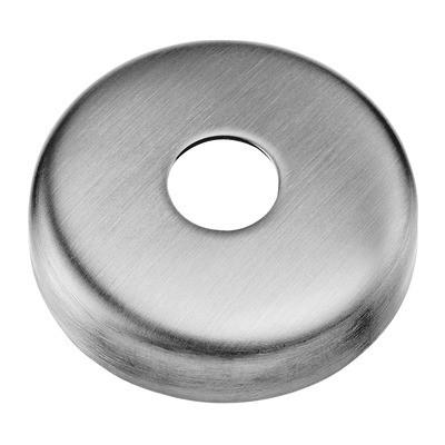 Q-Railing - Cover cap, bar Dia 14 mm, Dia 45 x 12 mm, stainless steel 304 interior, satin [PK2]- [13051401412]