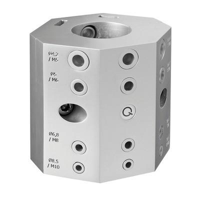 Q-Railing - Drilling Template Q74 Dia 42.4mm - [PK Qty 50]- [19071844200] 201020-042