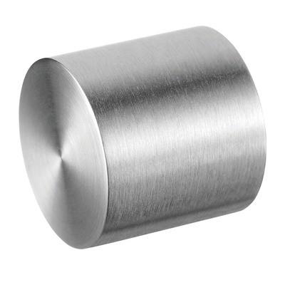 Q-Railing - Flat end cap, bar Dia 12 mm, stainless steel 304 interior, satin [PK4]- [13073501212]