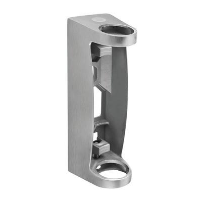 Q-Railing - Baluster bracket, MOD 0558, fascia mount, tube Dia 42.4 mm, stainless steel 304 interior, satin - [13055804212]