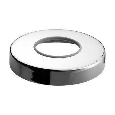 Q-Railing - Cover cap for welding flange MOD 0940, tube Dia 42.4 mm, Dia 105 mm, st. steel 316 exterior, polished [PK2]