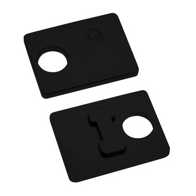 Q-Railing - Rubber inlay for glass clamp MOD 29, for 10 mm glass thickness [PK4]