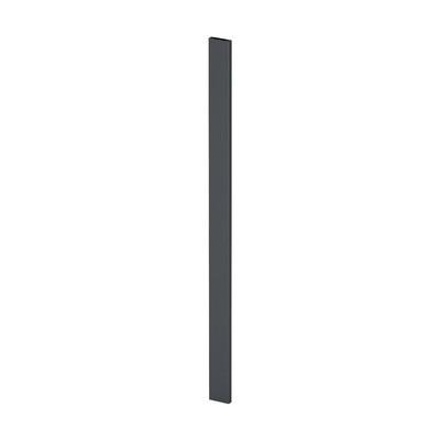 Q-Railing - Post profile, Easy Alu, 60x15 mm,L=5000 mm, aluminium, anthracite grey RAL 7016 - [16056050033]