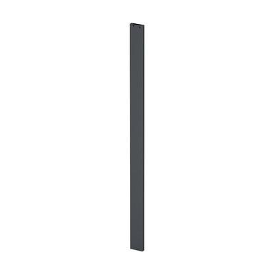 Q-Railing - Post profile, Easy Alu, 60x15 mm,H=965 mm, aluminium, anthracite grey RAL 7016