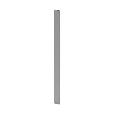 Q-Railing - Post profile, Easy Alu, 60x15 mm,L=5000 mm, aluminium, mill finish - [16056050000]