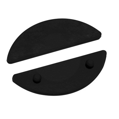 Q-Railing - Rubber inlay for glass clamp MOD 44 & 46, for 10 mm glass thickness [PK8]- [19500801000]