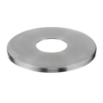 Q-Railing - Cover cap for post MOD 0570, tube Dia 48.3 mm, Dia 125 mm, stainless steel 304 interior, satin [PK2]